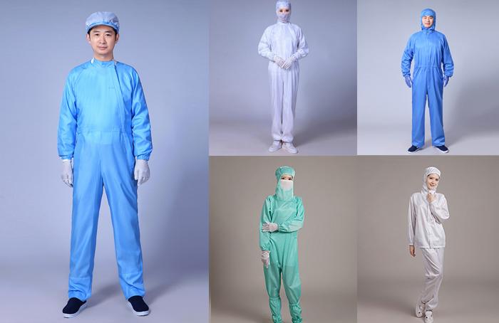 Classification on Electrostatic Garments