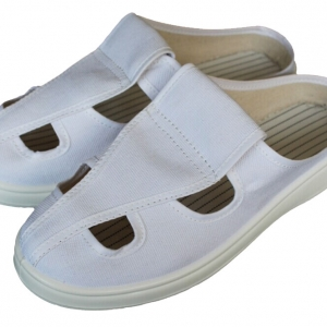 4-Hole Antistatic Slippers ESD Footwear CH-1852