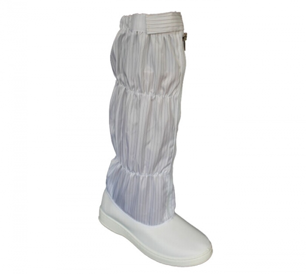 PVC Work Shoes Safety Anti-static ESD Cleanroom Boots CH-1830
