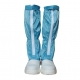 PU/PV Outsole Leather Upper Mesh Anti Static Safety Boots CH-1841